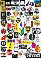 Наклейки Sticker Bomb ST003-3042