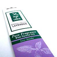 Благовония Lavender - Лаванда 11290 Herb & Earth Nippon Kodo