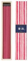 Японские благовония Rose - Роза 11821 Kayuragi Nippon Kodo + подставочка