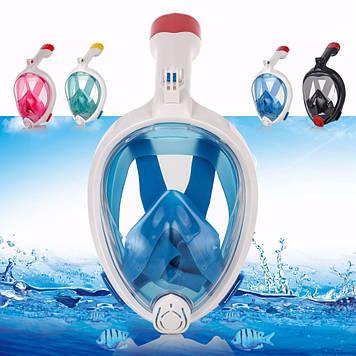 Маска для подводного плавания EasyBreath, детская