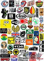 Наклейки Sticker Bomb ST004-3042