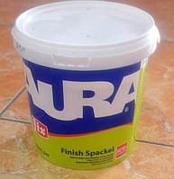 Финишная шпаклевка для  потолков и стен  Finish Spackel Aura Eskaro 1,5 кг