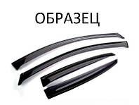 "Ветровики Dacia Logan Sd 2004–2012 ""VL-Tuning"""