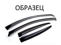 Ветровики Opel Meriva B 2011 (до форточки), фото 1