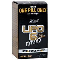 NR Lipo-6 Black Hers Ultra Concentrate 60 black-caps