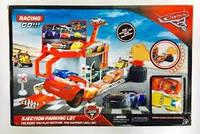Игровой набор гараж Тачки Cars 6337 ТГ