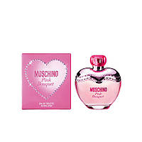 Moschino Pink Bouquet edt 100ml lady тестер (с крышкой)