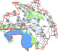 Геодезичні роботи та послуги в Переяслав-Хмельницькому районі