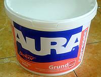 Универсальная грунтовка с кварцевым наполнителем Dekor Grunt Aura Eskaro  10 л