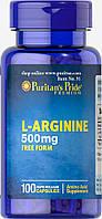 L-Arginine 500 mg100 Capsules