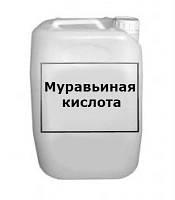 Муравьиная кислота 85% чистая 5 л