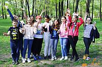 Квесты на улице для детей в Киеве от Склянка мрiй