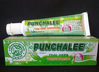 Тайская травяная зубная паста Punchalee