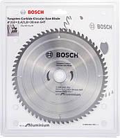 Диск пильный Bosch Eco AL 210x30-64T (2608644391)