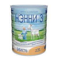 Смесь молочная сухая адаптированная для детей от 12 месяцев НЭННИ 3, 800 г., 1029020