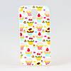 Силиконовый чехол на Samsung Galaxy S4 i9500 Cupcake