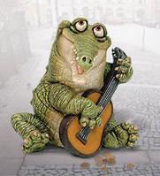 """Садовая фигурка """"Крокодил"""" (Sealmark) CD-7120 SC"""