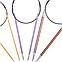 Кругові спиці 3,0 мм 150 см Zing KnitPro, фото 3