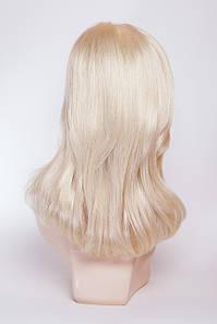 Парик из термоволокна №6. Цвет классический блонд