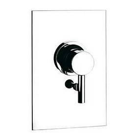 Смеситель для ванны скрытого монтажа GESSI Font 14267 хром