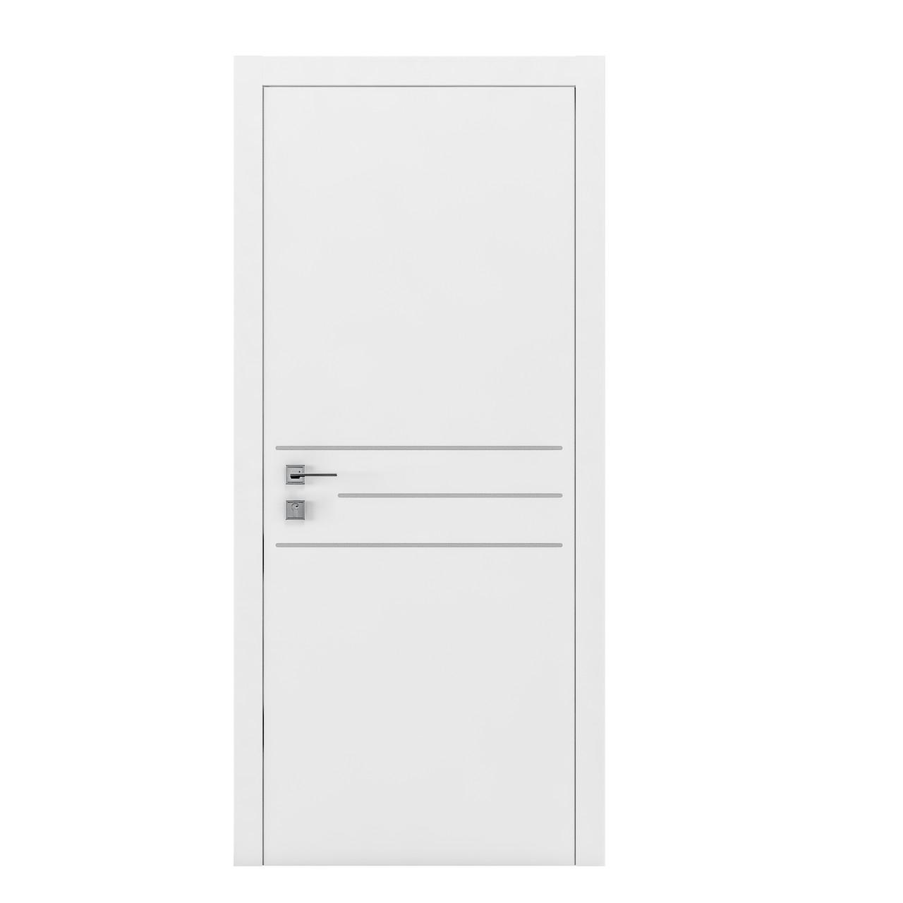 Двери Родос Cortes Prima 3G белый мат
