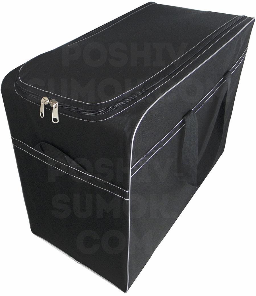 Сумка тканевая для багажа, размер 83-57-35 см (д-в-ш)