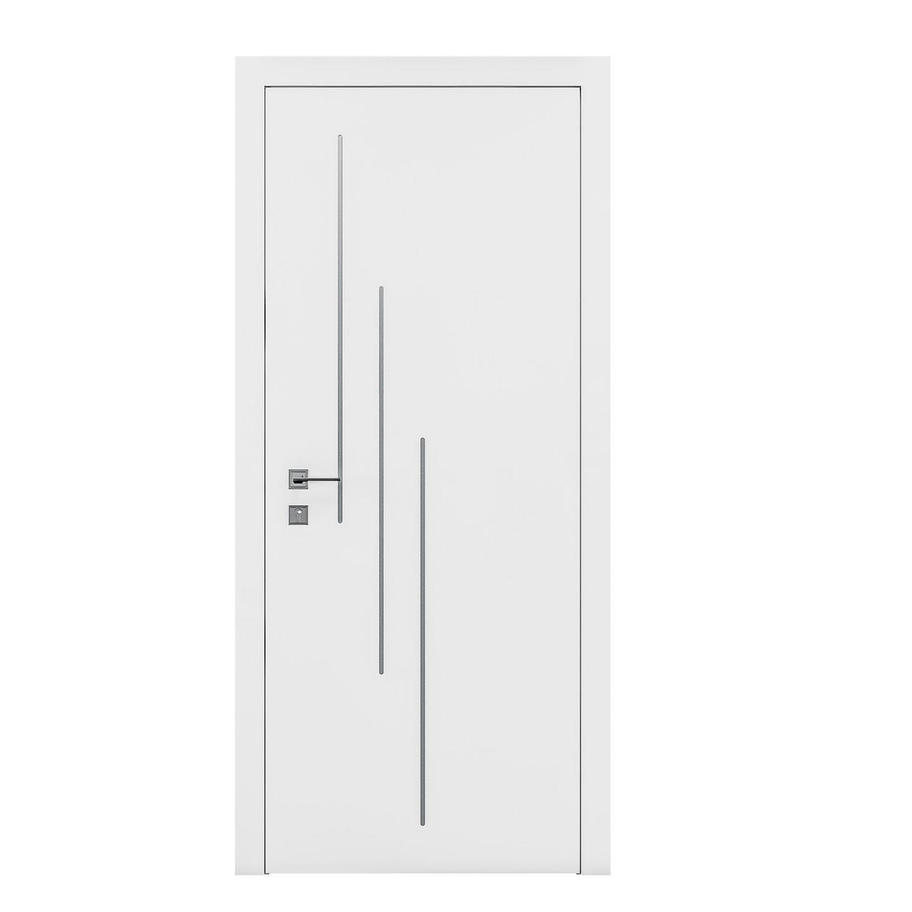 Двери Родос Cortes Prima 3V белый мат