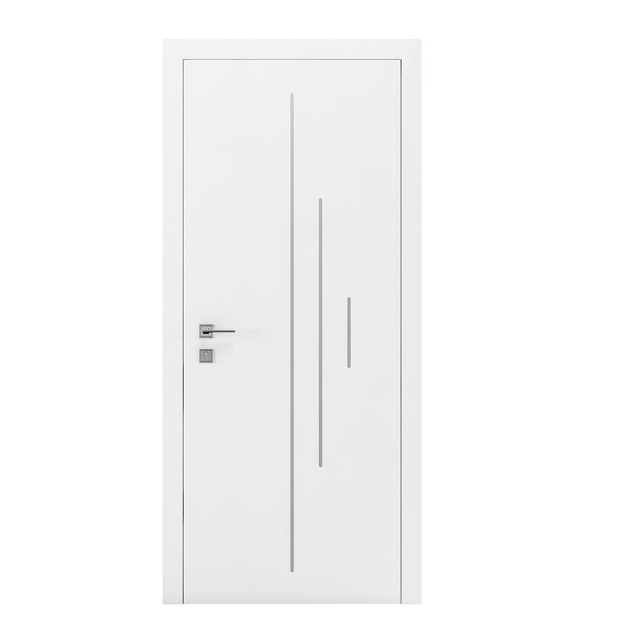 Двери Родос Cortes Prima 3V1 белый мат