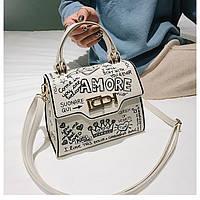 Дизайнерская женская сумка