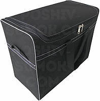 Сумка тканевая для багажа, размер 58-47-28 см (д-в-ш)