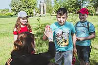 Лучшие квесты для детей в Киеве от Склянка мрiй