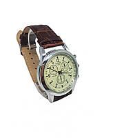 Часы Junshi мужские кварцевые  Коричневый, фото 2