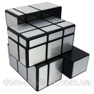 Кубик рубика Зеркальный (серебро) .