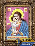Схема для вышивки бисером - Пресвятая Богородица Взыскание Погибших, Арт. ИБ4-170-1