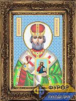 Схема для вышивки бисером - Тарасий (Тарас) Святитель Патриарх Константинопольский, Арт. ИБ4-066-1