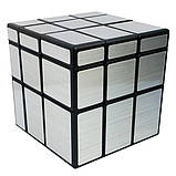 Кубик рубика Зеркальный (серебро) ., фото 3