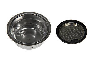 Фильтр-сито на две порции для кофеварки DeLonghi 5513281001