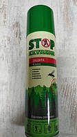 Стоп Экстрим Аэрозоль-репеллент от укусов комаров,мошек,слепней 150мл, фото 1