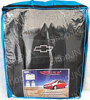Автомобильные чехлы Chevrolet Aveo 2002-2011 HB Nika