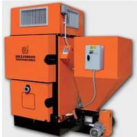 Теплогенератор на пеллетах GS 80 кВт