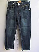 """Детские джинсы на мальчика арт. K019 (7-12 лет) """"Kinder-1"""" ZL-1384"""