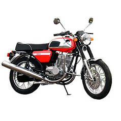 Запчастини на мотоцикли JAWA