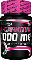 BioTech L-Carnitine 1000 mg - 60 таб