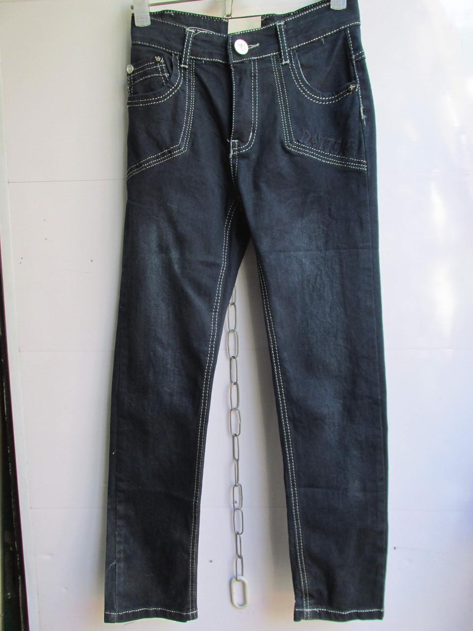 """Детские джинсы на мальчика арт. HA019 (5-10 лет) """"Kinder-1"""" ZL-1384"""