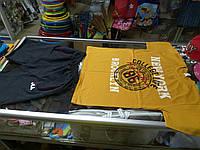 Костюм детский летний Подростковый шорты и футболка р.140- 164