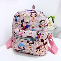 Детский рюкзак портфель для девочки, фото 1