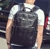 Большой мужской рюкзак кожа, фото 1