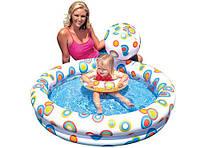 Детский надувной бассейн комплект Intex 59460