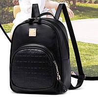 Модний жіночий рюкзак міський, фото 1