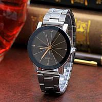 Черные женские наручные часы Зодиак
